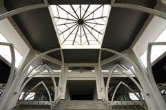 Sultan Ismail Airport Mosque - aéroport de Senai Image libre de droits