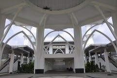 Sultan Ismail Airport Mosque - aéroport de Senai Photographie stock