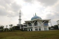 Sultan Ismail Airport Mosque - aéroport de Senai Photos libres de droits
