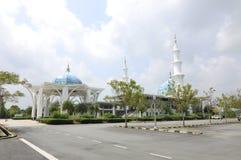 Sultan Ismail Airport Mosque - aéroport de Senai Images libres de droits