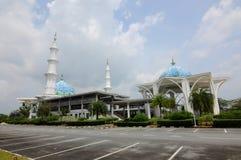 Sultan Ismail Airport Mosque - aéroport de Senai Images stock