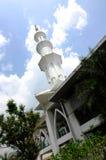 Sultan Ismail Airport Mosque - aéroport de Senai Photos stock