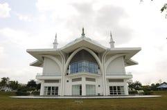 Sultan Ismail Airport Mosque - aeroporto de Senai fotos de stock