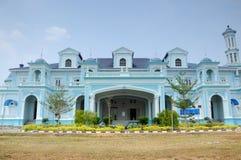 Sultan Ismail Mosque in Muar Stockfotos