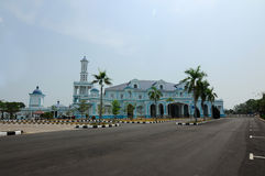 Sultan Ismail Mosque in Muar Stock Photography