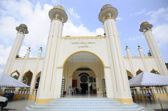 Sultan Mahmud Mosque In Kuala Lipis, Pahang Stock Photography