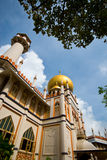 Sultan mosque Stock Image