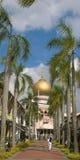 Sultan mosque Stock Image