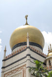 Sultan Mosque Royalty Free Stock Image