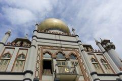 Sultan Mosque, Singapore Stock Photos