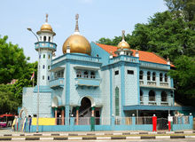 Sultan Mosque, Singapore Royalty Free Stock Images