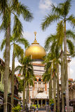 Sultan Mosque Singapore Royalty Free Stock Photos