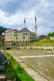 Sultan Murat II Mosque in Rozaje Royalty Free Stock Images