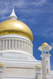 Sultan Omar Ali Saifuddien Mosque, Brunei Royalty Free Stock Photos