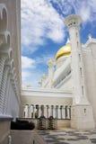Sultan Omar Ali Saifuddien Mosque, Brunei Royalty Free Stock Image