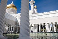 Sultan Omar Ali Saifuddin Mosque - Bandar Seri Begawan - le Brunei photos stock