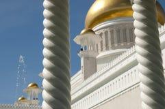 Sultan Omar Ali Saifuddin Mosque - Bandar Seri Begawan - le Brunei image stock