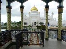 Sultan Omar Ali Saifudding Mosque, Bandar Seri Begawan, Brunei photos libres de droits