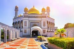 Sultan Omar Ali Saifudding Mosque, Bandar Seri Begawan, Brunei, image stock