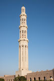 Sultan Qaboos Grand Mosque Royalty Free Stock Photos