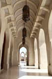 Sultan Qaboos Grand Mosque, Muscat (Oman) Stock Image