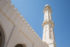 The Sultan Qaboos Grand Mosque Salalah Dhofar Region of Oman. 2 Royalty Free Stock Image