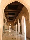 Sultan Qaboos großartige Moschee, Äußeres, Lizenzfreie Stockfotografie