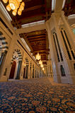 Sultan Qaboos Mosque Stock Photos