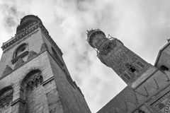 Sultan Qalawun Mosque and Complex,Cairo,Egypt Royalty Free Stock Photos