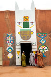 Sultan´s Palace in Zinder, Niger Stock Photos