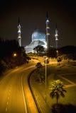 Sultan Salahuddin Abdul Aziz Shah Mosque Stock Image