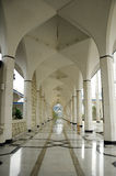 Sultan Salahuddin Abdul Aziz Shah Mosque a.k.a Shah Alam Mosque Stock Image