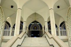 Sultan Salahuddin Abdul Aziz Shah Mosque a.k.a Shah Alam Mosque Royalty Free Stock Photo