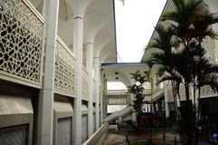 Sultan Salahuddin Abdul Aziz Shah Mosque a.k.a Shah Alam Mosque Royalty Free Stock Photos