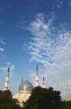 Sultan Salahudin Abdul Aziz Shah Mosque. State mosque in Shah Alam, Selangor, Malaysia Stock Image