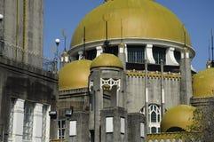 Sultan Sulaiman Mosque en Klang Foto de archivo