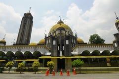 Sultan Sulaiman Mosque in Klang Stock Foto's
