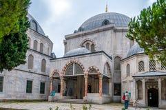Sultan Tombs Royalty-vrije Stock Afbeeldingen