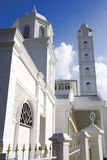 Sultan Zainal Abidin Mosque Royalty Free Stock Image