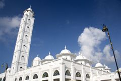 Sultan Zainal Abidin Mosque Royalty Free Stock Photos