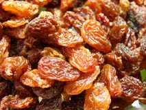 Sultana raisins Royalty Free Stock Photos