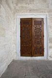 Sultanahmed door Royalty Free Stock Photography
