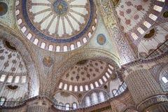Sultanahmet清真寺 免版税库存图片