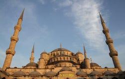 Sultanahmet清真寺 图库摄影