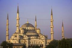 Sultanahmet (Blauwe) Moskee Stock Foto's