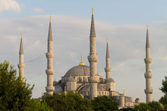 Sultanahmet Blue Mosque Royalty Free Stock Images