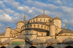 Sultanahmet Blue Mosque Royalty Free Stock Photography