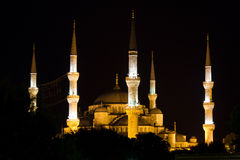 Sultanahmet Blue Mosque Royalty Free Stock Image