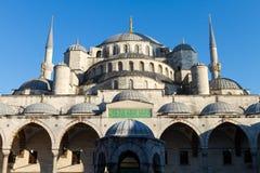 Sultanahmet Blue Mosque Stock Images