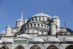 Sultanahmet Blue Mosque in Istanbul Royalty Free Stock Photos